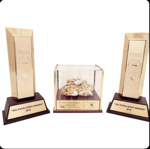 Best Bullion Dealer Gold Award